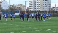 Две тренировки за Левски във вторник
