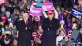 Тръмп се кандидатира за президент 2024 в деня на инаугурацията на Байдън?