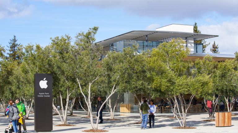 Apple води преговори с две компании за доставка на батерии за електромобили