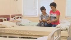 Спасиха зрението на тежко пострадало дете