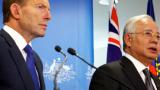 Австралия определи издирването на MH370 като най-трудната операция