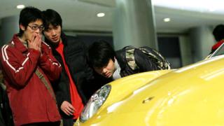 Китай става третият най-голям пазар за Porsche