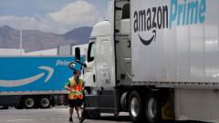 Amazon наема 10 000 души във Великобритания до края на годината