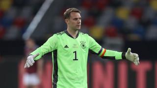 Нойер се завръща на вратата на Германия