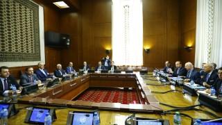 Шестият кръг от преговорите за Сирия завърши без конкретни договорености