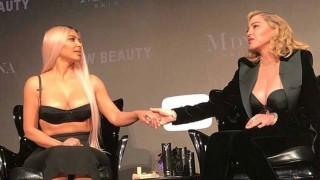 Мадона и Ким Крадашиян правят заедно бизнес