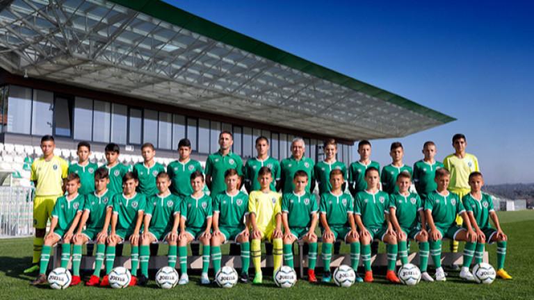 Лудогорец U14 завоюва важна победа с 1:0 над Левски в
