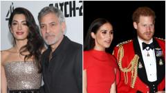 Признанието на семейство Клуни за Хари и Меган