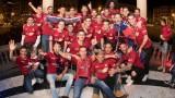 Осасуна е най-новият член на Ла Лига