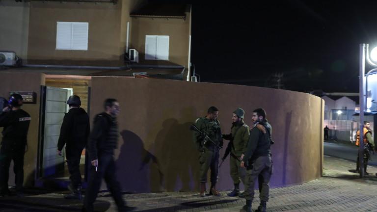ЕС: Газа да спре с ракетните атаки срещу Израел
