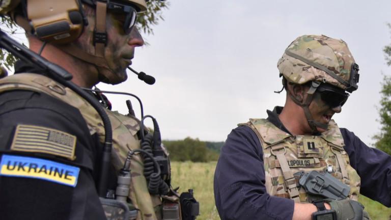 НАТО проучва опита на Украйна в борбата срещу
