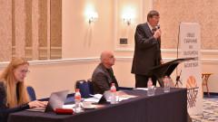 Общото събрание на БФБаскетбол прие единодушно бюджет за 2020