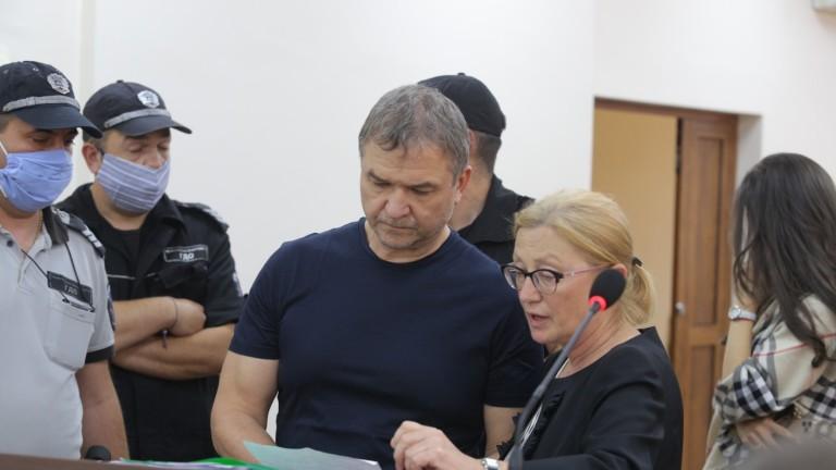 Бобоков на свобода срещу 1 млн. лева, реши спецсъдът