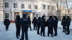 Русия хвърли Навални за 30 дни в ареста