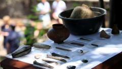 """Селището в """"Слатина"""" на повече от 8000 г."""
