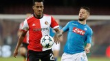 Мертенс: Нямам търпение за мача срещу Ювентус