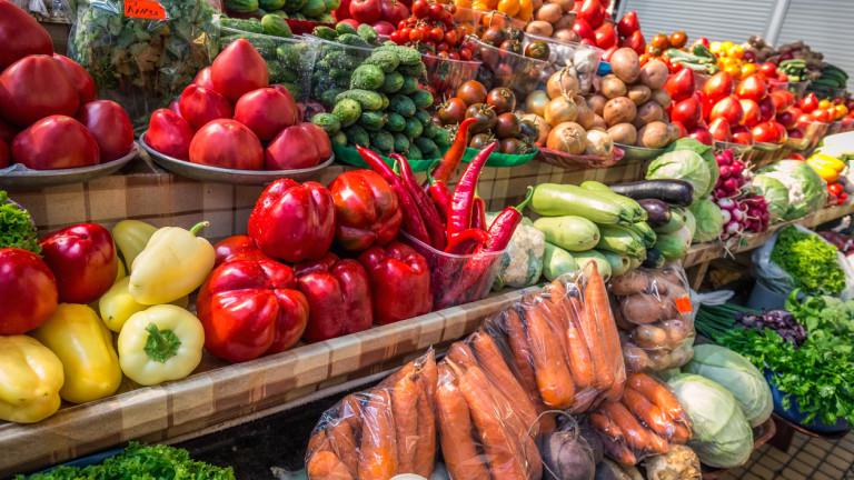 Цените на храните в Турция са скочили с 18% за година