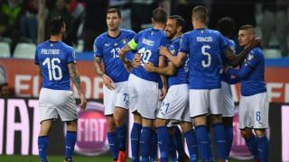 Фабио Куалярела след двата гола за Италия: Не се чувствам на 36!