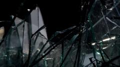 Вандали потрошиха стъклата на училището в Триград