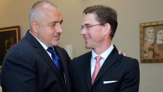 Повече внимание към киберпрестъпността поиска от ЕК Борисов