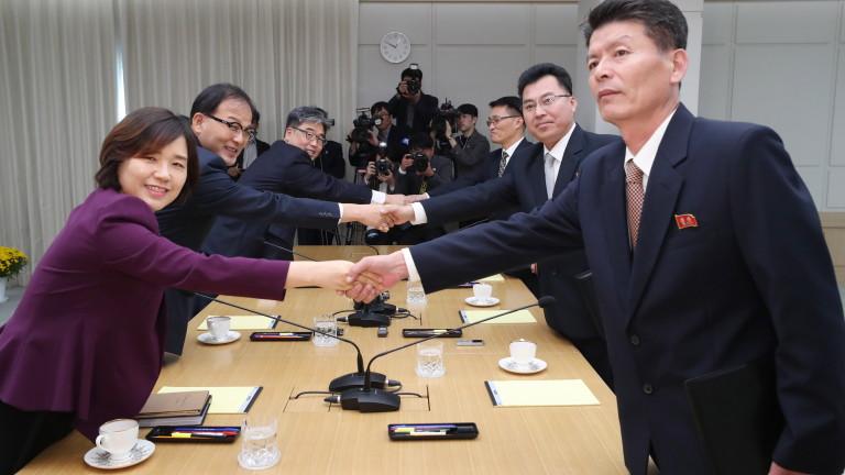 КНДР, Република Корея и Командването на ООН постигнаха споразумение да