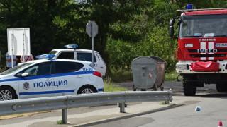 18 души пострадаха след удар на ТИР и бус на пътя Разград - Благоево