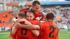 Урал с нова победа в Русия, Хичо се завърна в игра