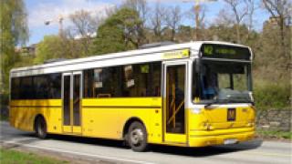 Арестуваха тийнейджър, счупил прозореца на автобус 11 в София