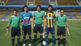 Аржентински съдия спаси живота на футболист, пострадал по време на мач (ВИДЕО)