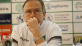 Дерменджиев: Лудогорец не се готви за Левски
