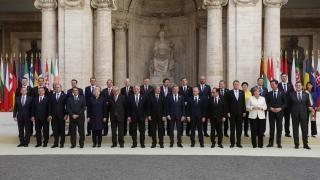 Новата Римска декларация прокламира Европа на различни скорости