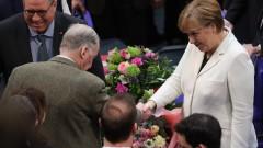 Ангела Меркел преизбрана за четвърти мандат