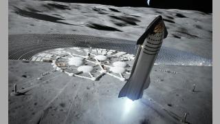 Голяма авария на шумно рекламирания космически кораб Starship на SpaceX