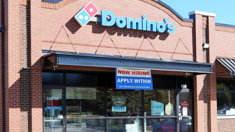 DP Eurasia, която управлява марката Domino`s Pizza в Турция и
