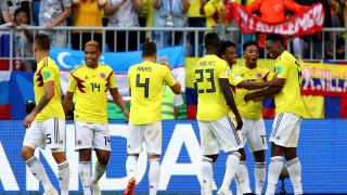 Йери Мина е Играч на мача Сенегал - Колумбия