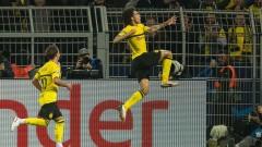"""Борусия (Дортмунд) спечели група """"А"""", Брюж спря Атлетико (Мадрид) за първото място"""