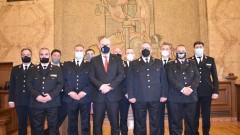Гешев награди служители, работили по шпионския скандал