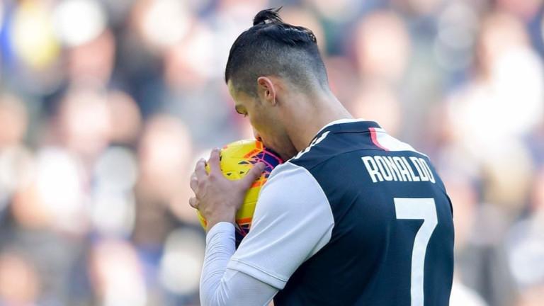 Златан или Роналдо? Това е въпросът!