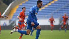 Билал Бари повежда атаката на Левски срещу Черно море