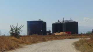 Алармираха за ново обгазяване на село Труд от централата за биогаз