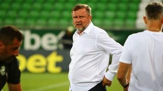 Павел Върба: Бяхме много активни и офанзивни