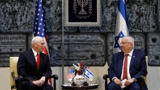 Йерусалим като столица на Израел ще доведе до мир, убеждават САЩ