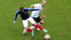 Масчерано приключи с националния тим на Аржентина