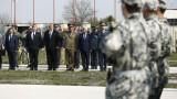 Борисов обеща Военновъздушно училище за парада на 6 май
