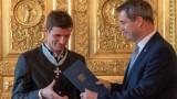 Дадоха орден на Томас Мюлер