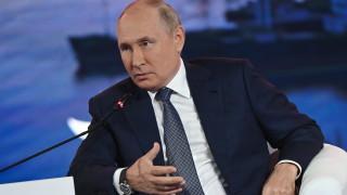 Путин обвини ЕС в дискриминация срещу жителите на Крим