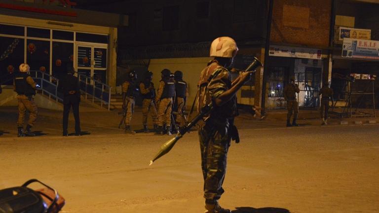 27 станаха жертвите на терористите в Буркина Фасо