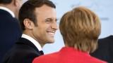Берлин подкрепя искането на Макрон за реформиране на ЕС, но призовава за дебат