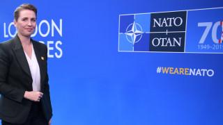 Дания предоставя повече самолети на НАТО след разговори с Тръмп