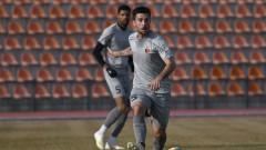 Салинас може да е сред титулярите за Локо (Пловдив) срещу Левски